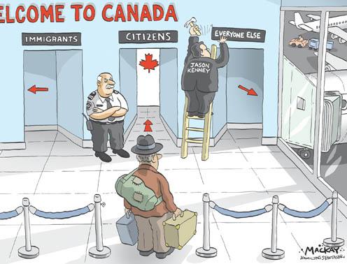Mackay Canadian Editorial Cartoons